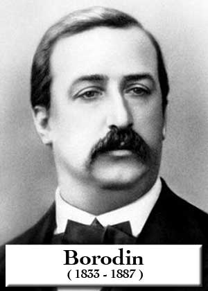 Kismet By Alexander Borodin with sheet music in PDF
