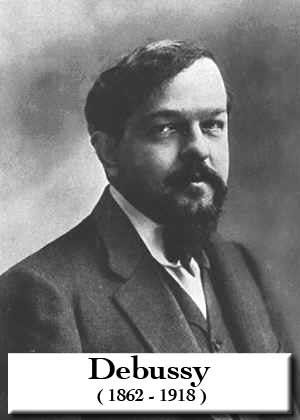 Clair De Lune By Claude Debussy with sheet music PDF