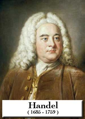 Allelujah By George Frideric Handel with sheet music PDF