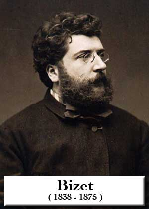 Habanera By Georges Bizet with sheet music PDF