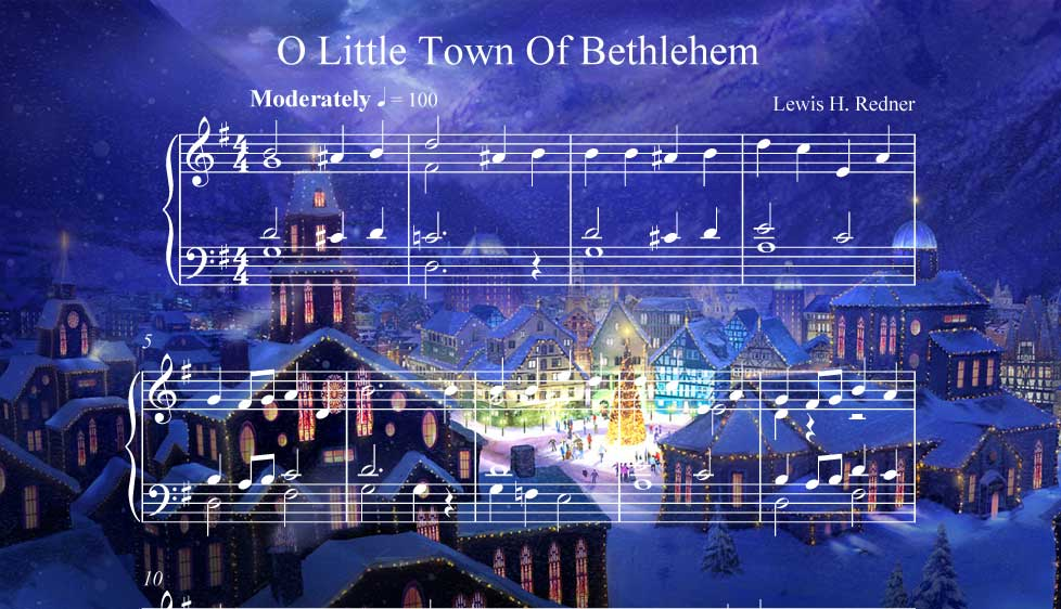ID15015_O_Little_Town_Of_Bethlehem