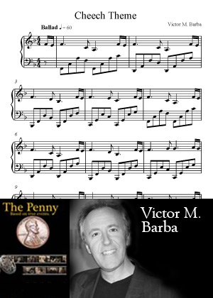 Cheech Theme With Sheet Music PDF By Victor M. Barba