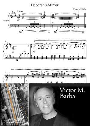 Deborah's Mirror By Victor M. Barba