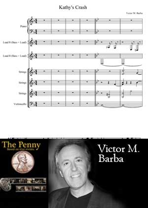 Kathy Crash With Sheet Music PDF By Victor M. Barba