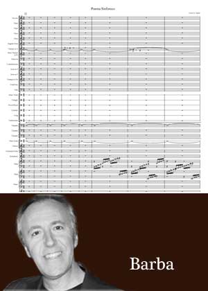 Poema Sinfonico Op. 27 By Victor M. Barba With Sheet Music in PDF
