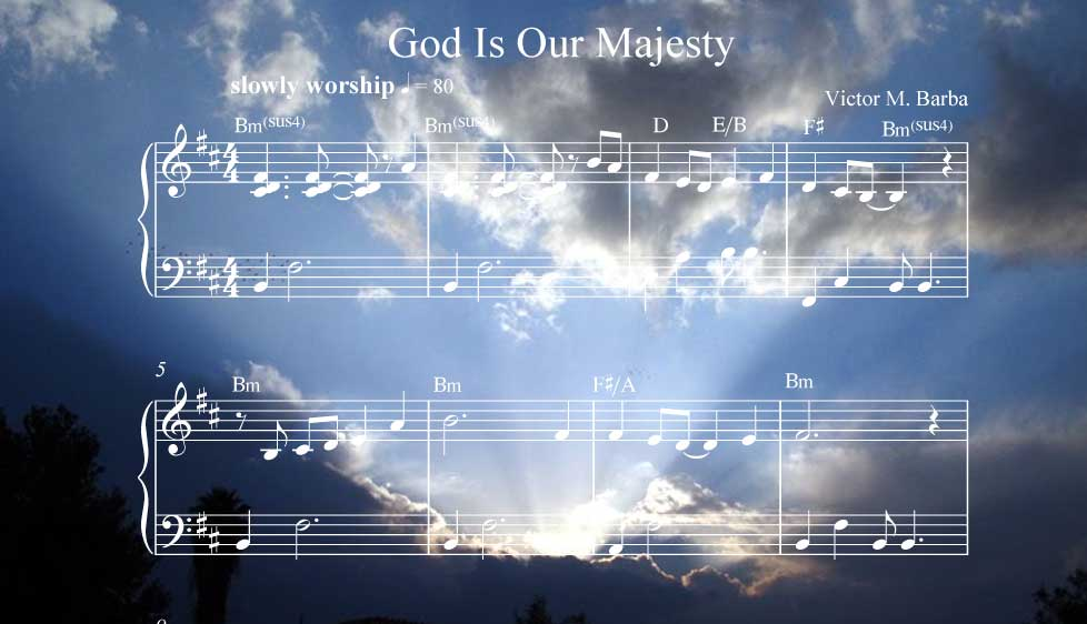 ID54007_God_Is_Our_Majesty