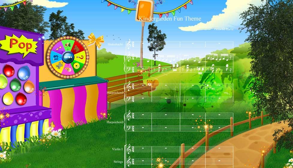 ID60018_Kindergarden_Fun_Theme