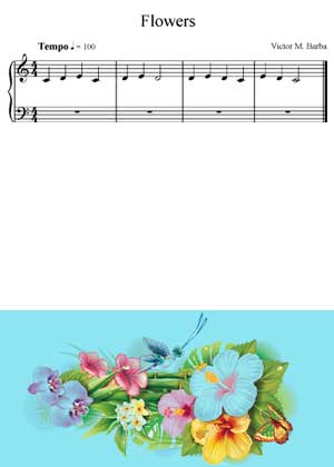 Flowers By Easy Music School
