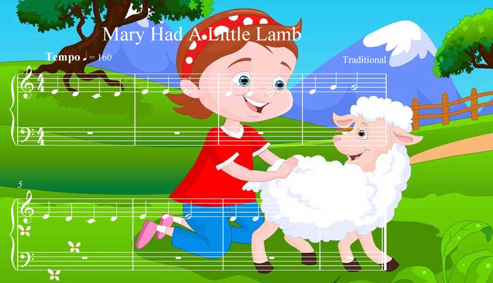 ID64017_Mary_Had_A_Little_Lamb