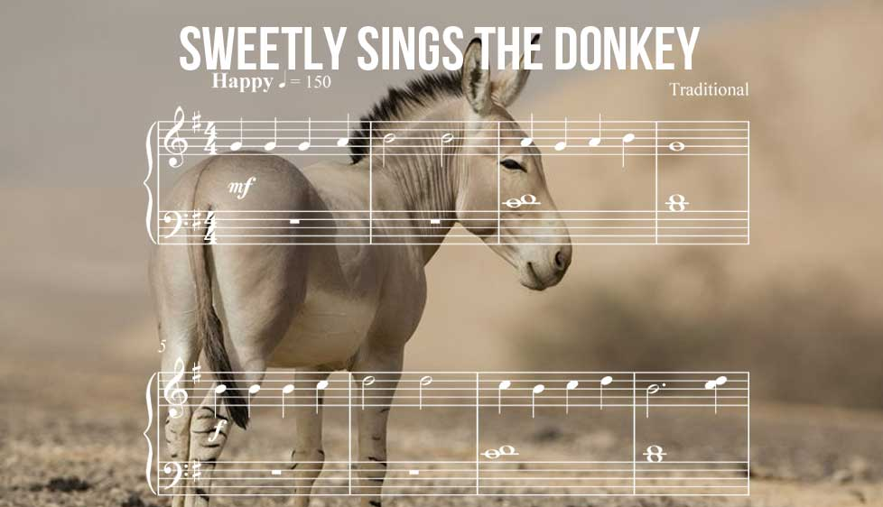 ID64144_Sweetly_Sings_The_Donkey