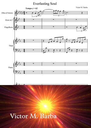 Everlasting Soul With Sheet Music PDF By Victor M. Barba