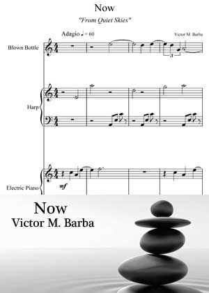 ID71110_Now_Score By Victor M. Barba with video tutorial and sheet music in PDF and a video tutorial in songnes.com