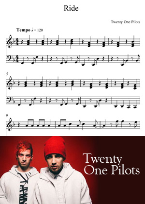 Ride By Twenty Two Pilots