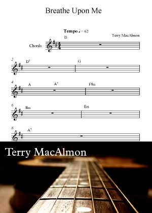 ID90031_Breathe_Upon_Me_Chords By Terry MacAlmon with sheet music in PDF score in songnes.com