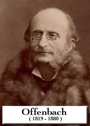 Can Can By Jacques Offenbach with sheet music PDF