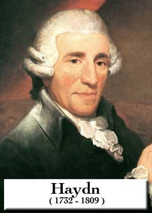 Allemande By Joseph Haydn with sheet music PDF
