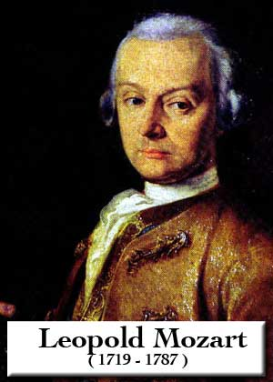 Minuet In F By Leopold Mozart with sheet music PDF