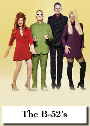 The B52 s