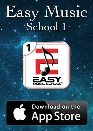 App Easy Music 1 by Victor M Barba download in Apple Store and Google Play
