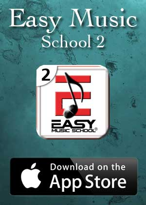 App Easy Music 2 by Victor M Barba download in Apple Store and Google Play