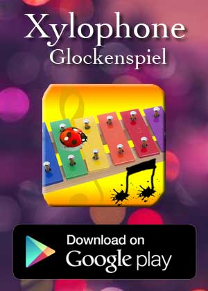 App Xylophone And Glockenspiel by Victor M Barba download in Apple Store and Google Play
