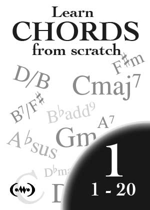 Chords from scratch all chords