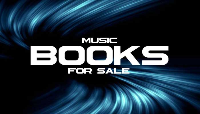 Music Books For Sale