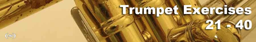 Trumpet Exercises No 2 Main Banner