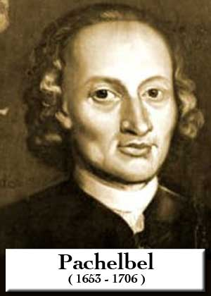 Canon In D Johann Pachelbel with sheet music PDF
