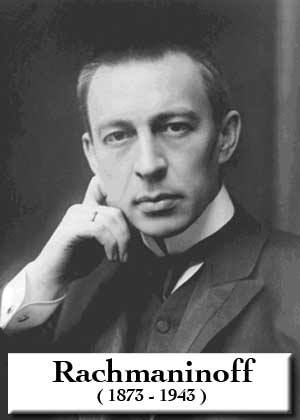 Variation No 18 By Sergei Rachmaninoff with sheet music PDF
