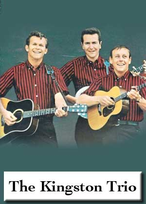 Tom Dooley By The Kingstone Trio with sheet music PDF